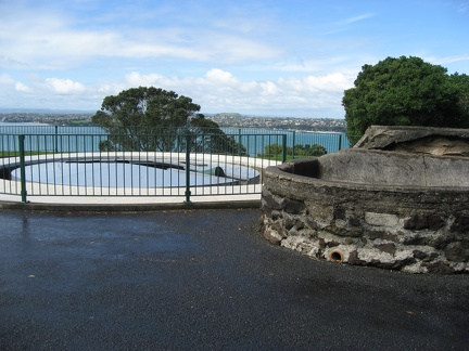 Mt Victoria, old fort on the hill