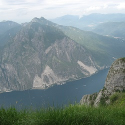 Hiking sul Lario 2010